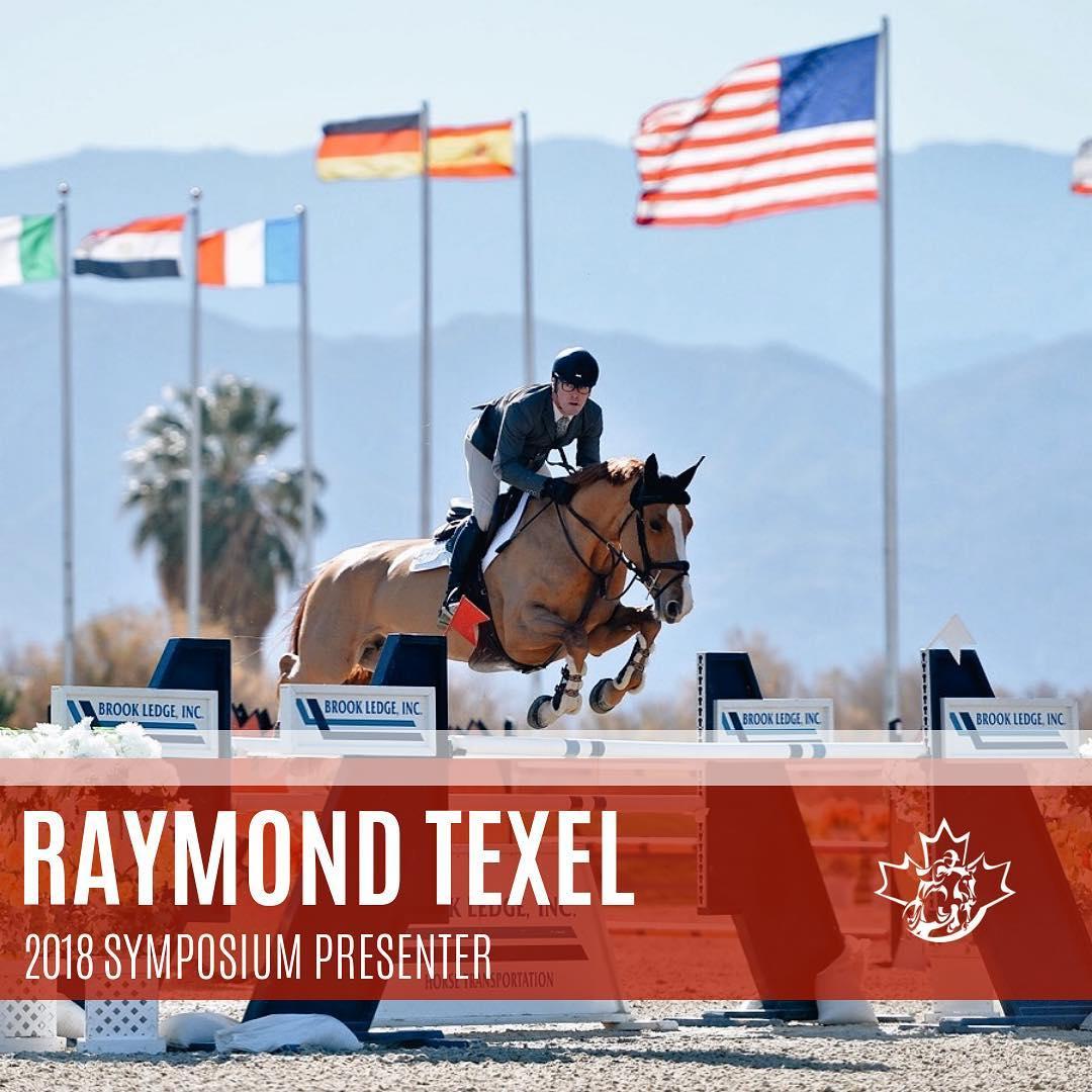 Meet 2018 Symposium Presenter Ray Texel