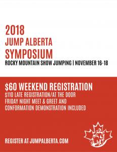 2018 Jump Alberta Symposium