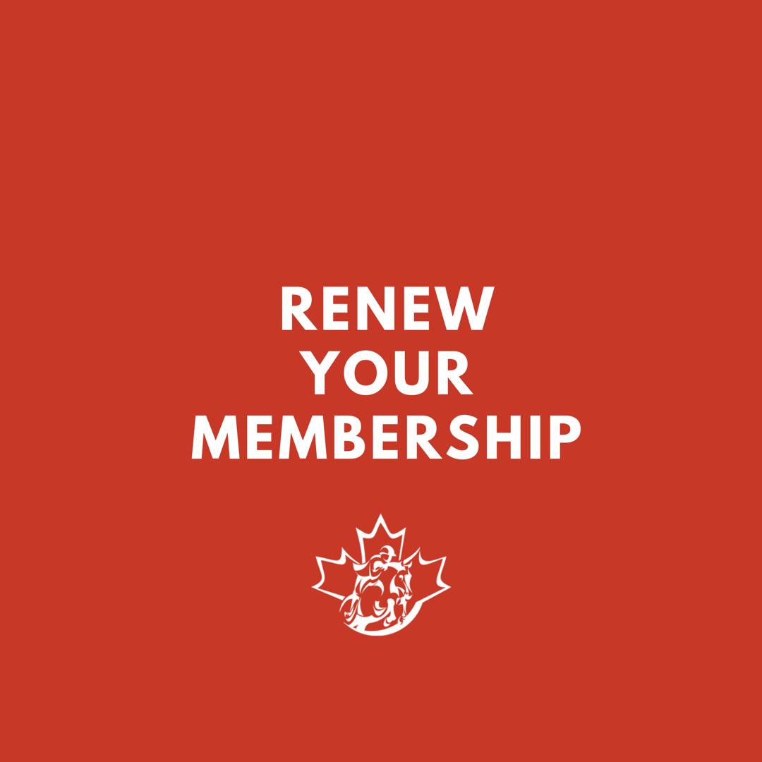 Renew your 2019 Membership